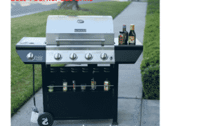 Best 4 Burner Gas Grills